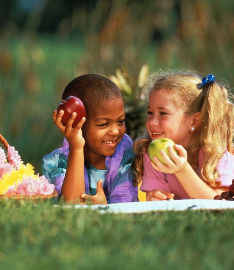 Health Check: how to get kids to eat healthy food | The Feed