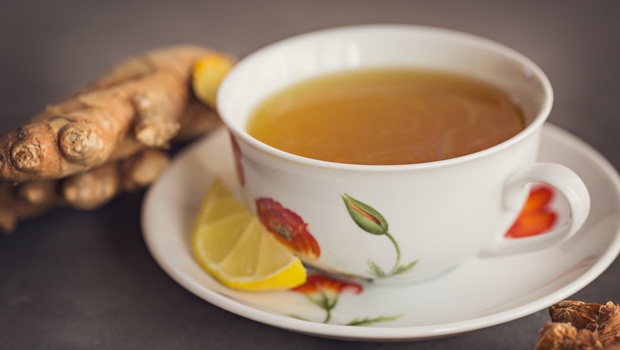 Turmeric-Lemon-Tea