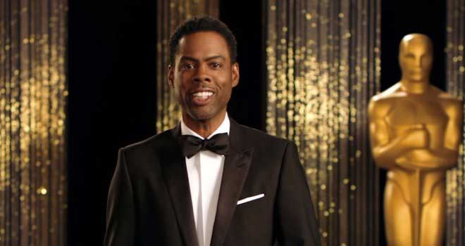 Chris Rock Hosting the Oscars